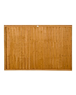 Forest Closeboard Fence Panels Pack 3
