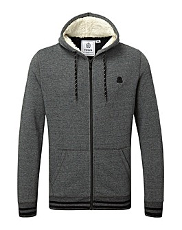 Tog24 Jones Mens Deluxe Zip Hoody