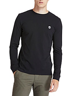Timberland Long Sleeve Dustan River T-Shirt