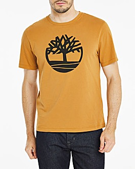 Timberland Kennebec River Tree Logo T-Shirt