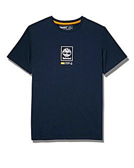 Timberland Logo Play Heavy T-Shirt