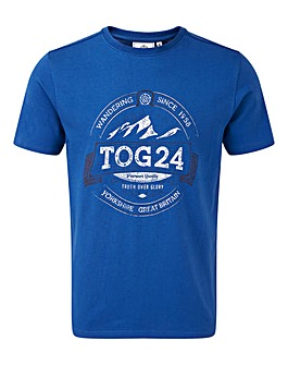 Tog24 Kelton Mens Graphic T Label