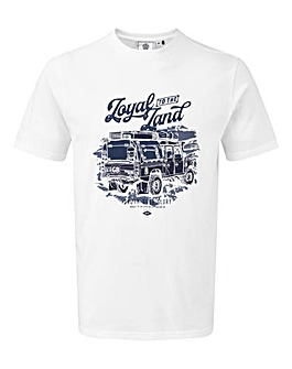 Tog24 Kelton Mens Graphic T Loyal