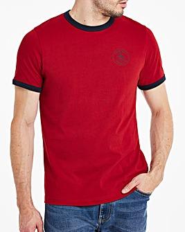 Original Penguin Panel Ringer T-Shirt