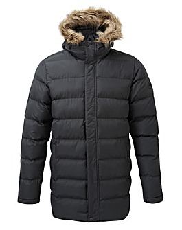 Tog24 Caliber Mens Long Padded Jacket