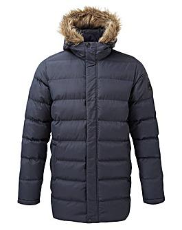 Tog24 Caliber Mens Long Padded Jacket