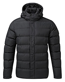 Tog24 Hexham Mens Long Padded Jacket