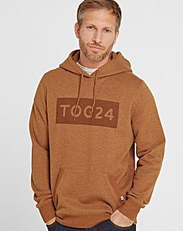 Tog24 Emsworth Mens Hoodie Tog Print