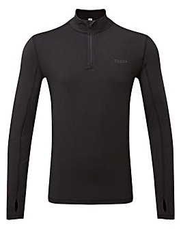 Tog24 Snowdon Mens Thermal Zip Neck