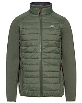 TRESPASS SAUNTER - MALE FLEECE AT300