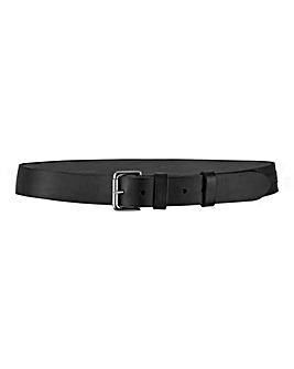Polo Ralph Lauren Black Roller Leather Belt