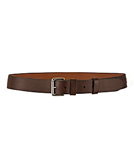 Polo Ralph Lauren Brown Roller Leather Belt