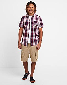 Tog24 Foster Mens Check Shirt