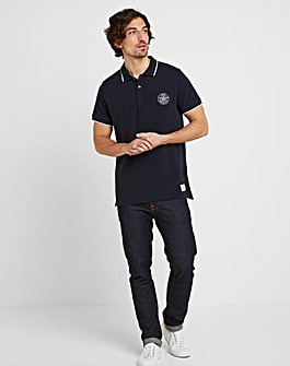 Tog24 Branton Mens Logo Polo Shirt