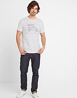 Tog24 Davenport Mens T-Shirt 4x4
