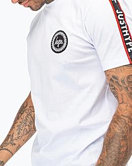 Hype Race Tape T-Shirt Long