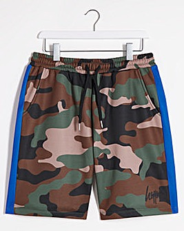 Hype Northern Camo Sweat Short