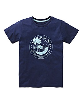 KD Boys Surf Print T-Shirt
