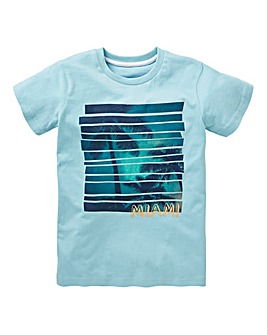 KD Boys Miami Palm T-Shirt