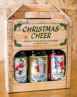 Cottage Delight Christmas Cheer Beers