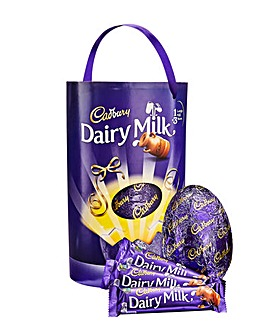 Dairy Milk Luxury Egg