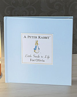 Personalised Beatrix Potter Little Guide