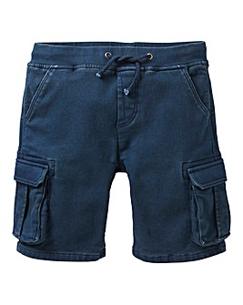 KD Boys Knitted Cargo Shorts
