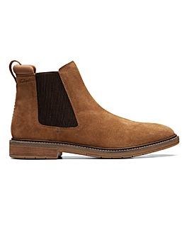 Clarks Clarkdake Hall Chelsea Boot
