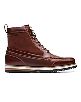 Clarks Durston Hi Boot