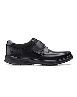 Clarks Cottrell Strap Wide Fit