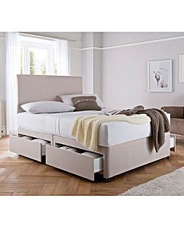 Sweet Dreams Divan and 4 Storage Drawers