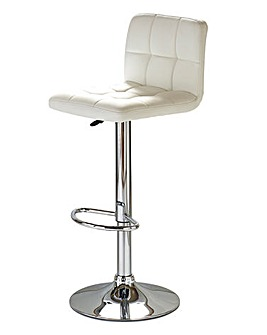 Seattle Faux Leather Barstool