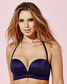 Gossard Retro Button Plunge Bandeau