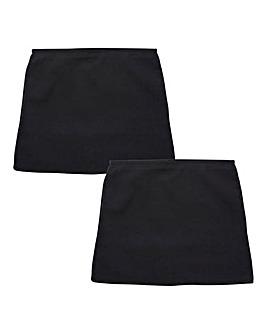 Older Girls Pack of Two Tube Skirts