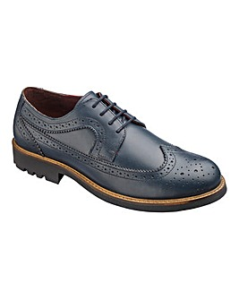 WILLIAMS & BROWN Cleated Casual Brogue
