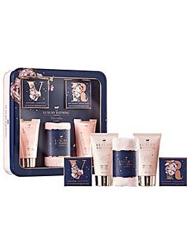 Luxury Bathing Company Harmony Tin Bath & Body Gift Set