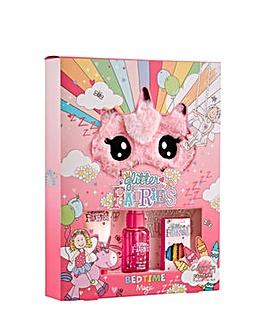 Glitter Fairies Unicorn Bedtime Magic Eye Mask Gift Set