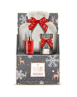 Luxury Bathing Company Perfect Pleasures Hot Water Bottle Gift Set