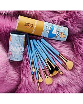 Spectrum Alice in Wonderland 10 pc brush set
