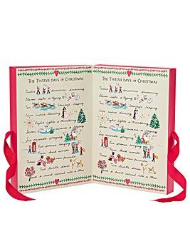 Cath Kidston Shine Bright Advent Calendar