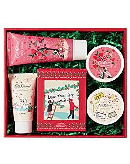 Cath Kidston Shine Bright Hamper Gift Set