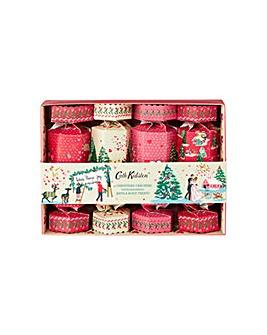 Cath Kidston Shine Bright Four Crackers Gift Set