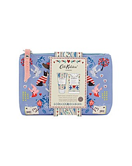Cath Kidston Keep Kind Cosmetic Pouch Gift Set