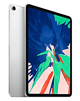 iPad Pro 11 inch Wi-Fi 512GB Silver