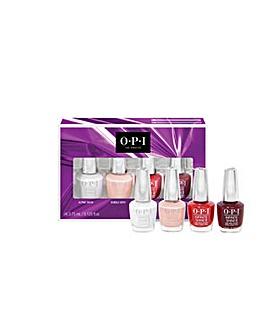 OPI 4 Pce Infinite Shine Gift Set