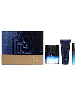 Paco Rabanne Pure XS Eau De Toilette  Shower Gel Gift Set For Him