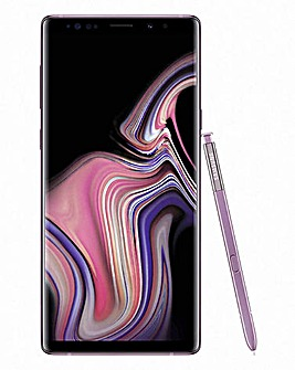 Samsung Galaxy Note 9 Purple 128GB