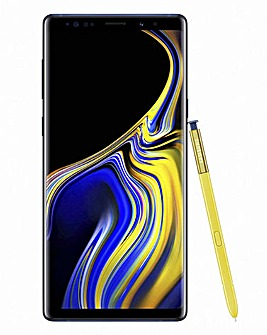 Samsung Galaxy Note 9 Blue 512GB