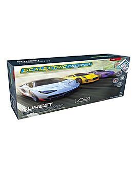 Scalextrix ARC PRO Sunset Speedway