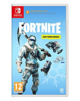 Fortnite Deep Freeze Bundle - Switch